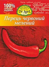 Перець червоний мелений TM Dr.Igel
