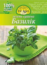 """Приправa """"Базилік"""" ТМ Dr. Igel"""
