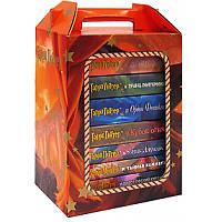 Гарри Поттер. Подарочный комплект из 7 книг. Джоан Роулинг. Росмэн