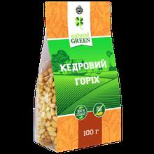 Кедровий горіх 100г ТМ Natural Green