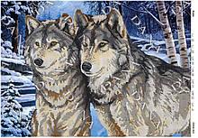 Вовки А2 формату (часткова зашивання)