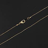 Ланцюг Перлина, плетення перлина, 42см