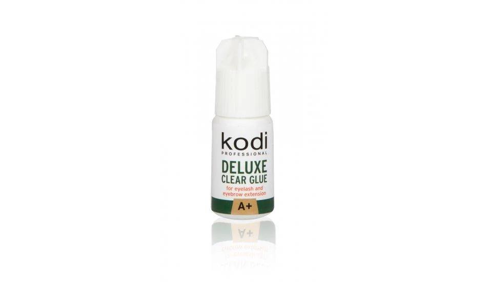 Клей для наращивания ресниц DeluxeClear A+, 5г,  KODI PROFESSIONAL