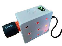 Компрессор для дымогенератора 12 В 0,25 А, регулировка оборотов 5 - 12 В | Вентиляторный блок для коптильни