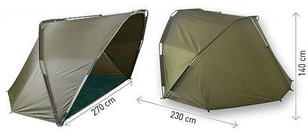 Рыболовная полупалатка Carp Zoom Expedition Shelter (CZ3499), фото 2