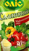 Майонез Олис 30% Салатний 10кг (Профессионал) короб ()
