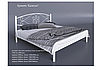 Кровать металлическая - Камелия, фото 2