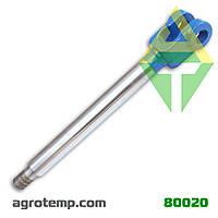 Шток гидроцилиндра ЦС-100 (проушина поковка) Ц100х200.003-1А