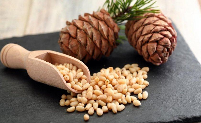 Кедровые орехи 400 грамм