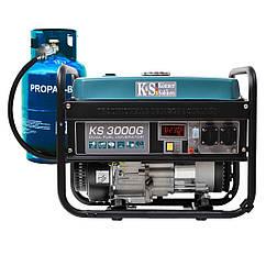 Газобензиновому генератор Konner & Sohnen KS 3000G