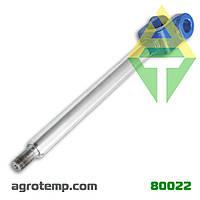 Шток гидроцилиндра ЦС-75 (проушина поковка) ЦС75-110.003