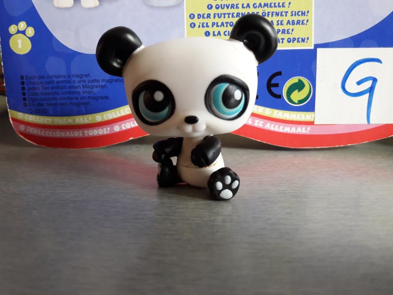Lps littlest pet shop - лпс панда Hasbro старая коллекция