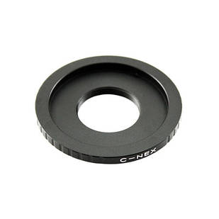 Адаптер переходник C mount - Sony NEX E, кольцо, Ulata