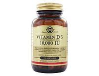 Витамин Д Солгар Solgar Vitamin D3 10000 IU 120 капс