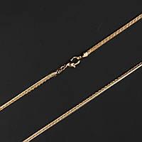 Ланцюг Снейк, плетіння шнурок, 55см