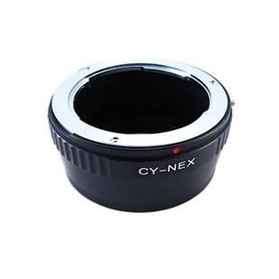Адаптер перехідник Contax/Yashica CY - Sony NEX E Ulata
