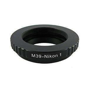 Адаптер перехідник Leica L39 M39 - Nikon 1 J1 Ulata