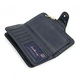Женский кошелек, портмоне Baellerry N2341 Тёмно-Синий, фото 2