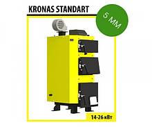 Котел KRONAS Standart 14 кВт (5 мм)