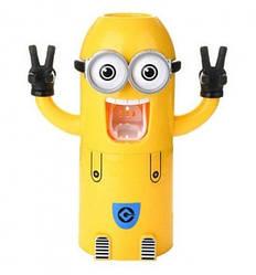 Диспансер для зубных принадлежностей Миньен дозатор зубной пасты