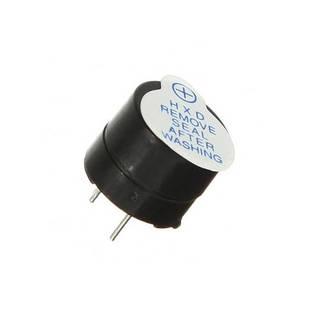 Зуммер активный, buzzer, 5В 2300Гц, Arduino
