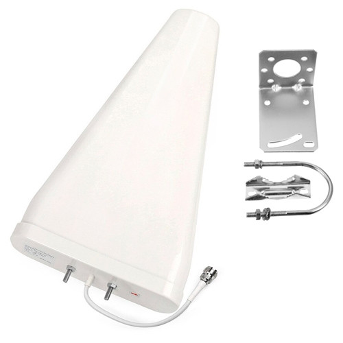 Антена спрямована зовнішня 10дБи GSM DCS 3G 4G 880-2625МГц