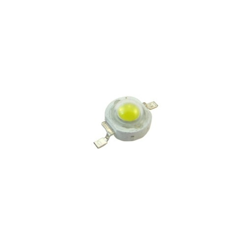 10x білий Світлодіод 1Вт 90-100лм 3.2-3.6 В