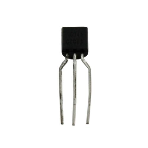 10x Чип C945 TO92, Транзистор биполярный NPN, усилитель ВЧ