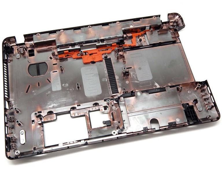 Оригинальный корпус поддон (корыто, низ) для Acer Aspire, Packarg Bell, Gateway 60.M09N2.002 / AP0NN000100