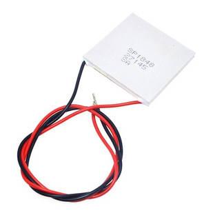 Термоэлемент Пельтье термогенератор Зеебека TEC1-27145 SP1848
