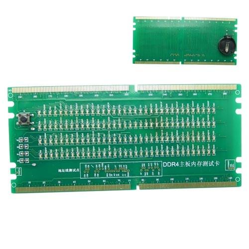 Тестер слоти DDR4 материнської плати ПК, аналізатор сокету