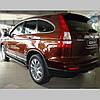 Молдинги на двері для Honda CR-V Mk3 2006-2012