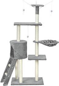 Когтеточка, домики, дряпка для кошек FunFit Amy 1808