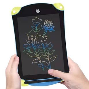 """Планшет графический для рисования и заметок LCD 8.5"""" цветной"""