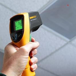 Пирометры (измерители температуры)
