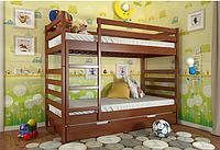 """Двоярусне дитяче ліжко """"Ріо"""" яблуня локарно. ТМ Арбор Древ. Акція -10%, фото 1"""