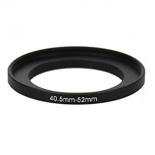 Повышающее степ кольцо 40.5-52мм для Canon, Nikon