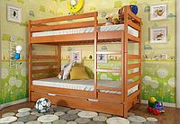 """Двухъярусная детская кровать """"Рио"""" ольха. ТМ Арбор Древ. Акция -10%, фото 1"""