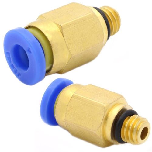 Фитинг, крепление PTFE трубки PC4-M6 MK8 E3D для 3D-принтера