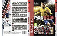 Сборник игр PS2: PES 2016 / FIFA / NBA / NHL