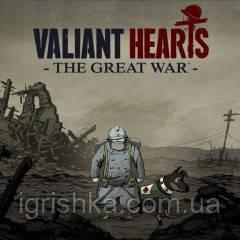 Valiant Hearts: The Great War Ps4 (Цифровой аккаунт для PlayStation 4)