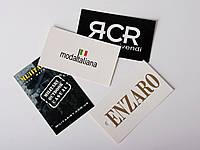 Изготовление визиток 350 грамм (дизайн картон ) покрытие уф лаком с лицевой стороны!