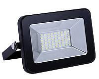 Прожектор світлодіодний SPG 30W Slim 6400K IP65