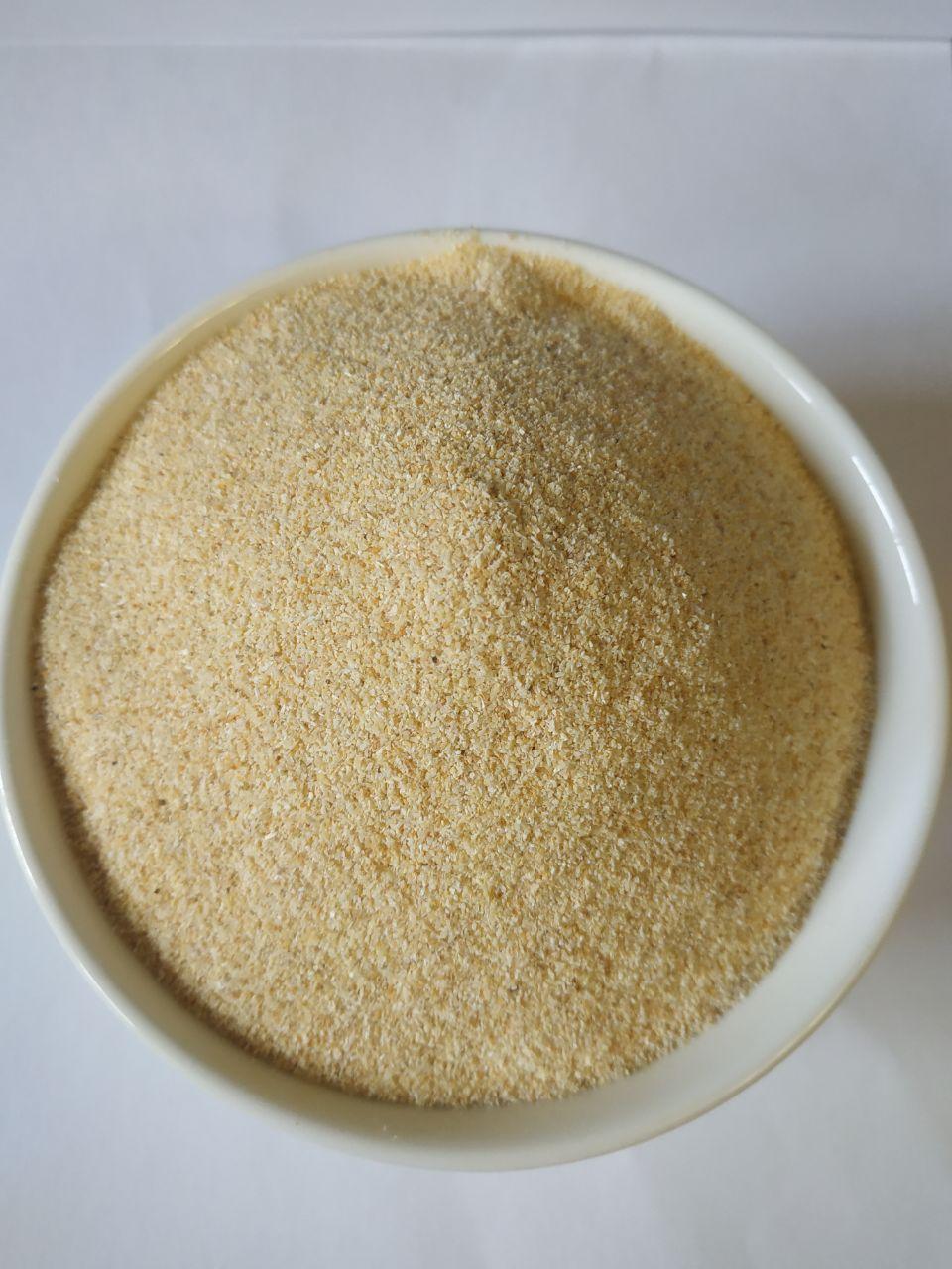 Чеснок сушенный гранулы  (манка), 100 грамм