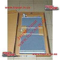Радиатор кондиционера Renault Megane III 08-  Nissens 940160