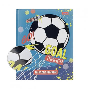 """Щоденник шк. A5 жорсткий (укр) """"Team football"""" №911245/1В/(20)"""