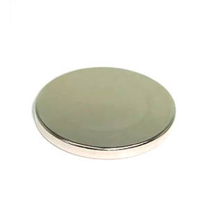 Магнит неодимовый дисковый 30x3мм N35 сильный
