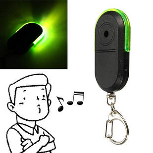 Брелок для поиска ключей на свист