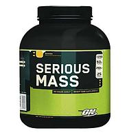 Гейнер Optimum Nutrition Serious Mass 2,722 кг - ваниль