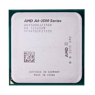 Процессор AMD A6-3500, 3 ядра 2.1ГГц, FM1 + IGP